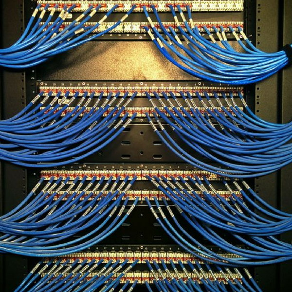 Cat 5 & 6 Structured Cabling